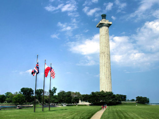 Perry's Victory & International Peace Memorial: Put In Bay, OH