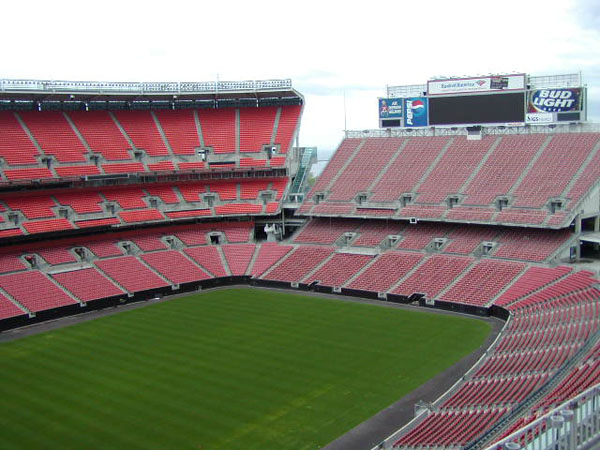 First Energy Stadium: Cleveland, OH